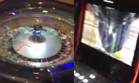 демолирање на казиното