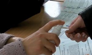 нерегуларности за избирачките места