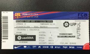 фалсификат билети