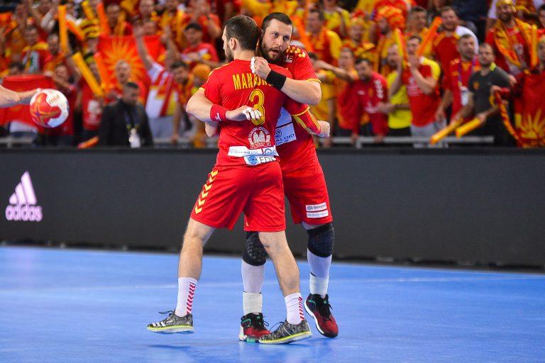 Репрезентацијата на Македонија
