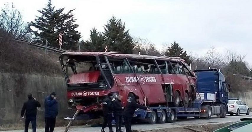 несреќата од 13 февруари кај село Ласкарци
