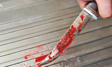прободен со нож во тепачка
